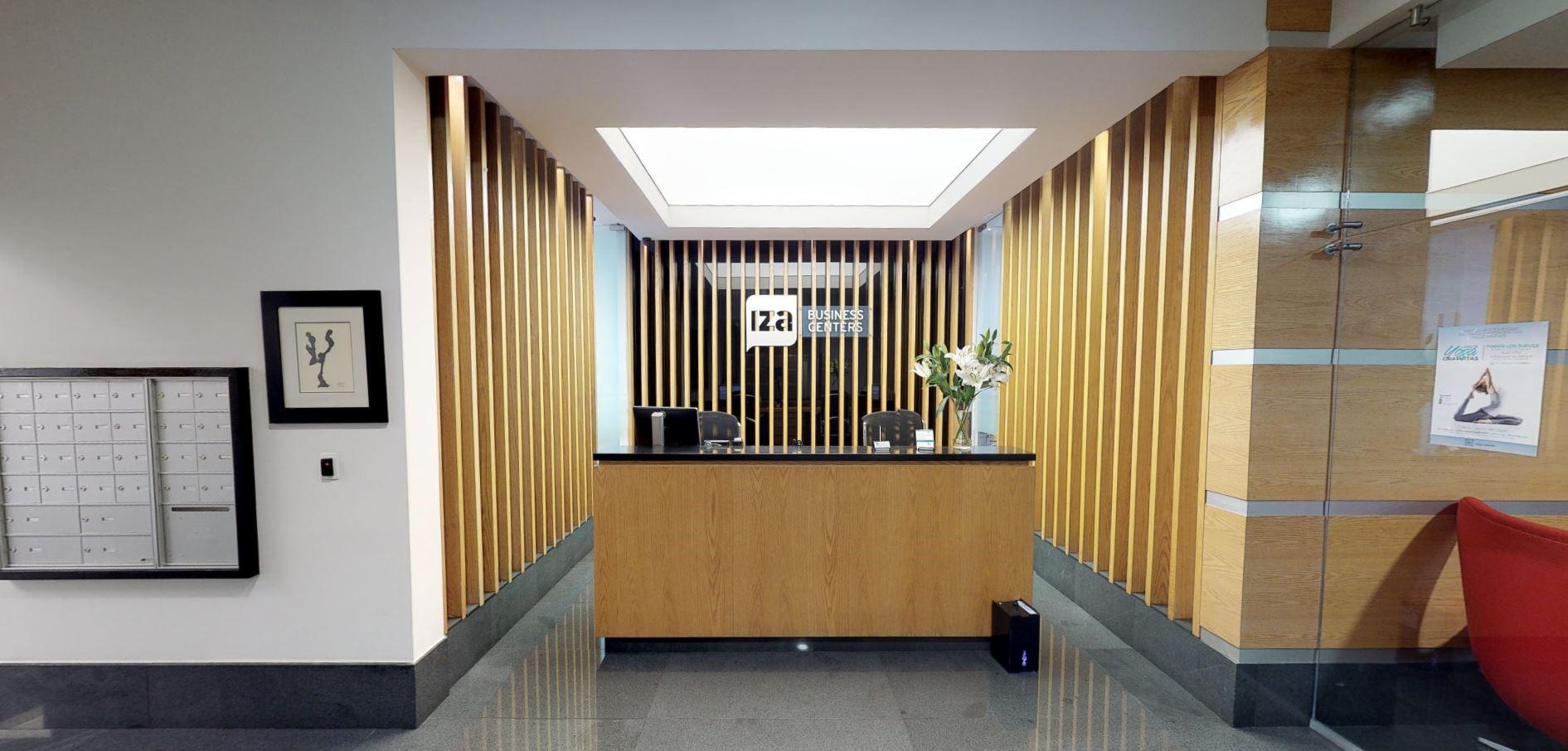 Monterrey (San Pedro) Live Receptionist and Business Address Lobby