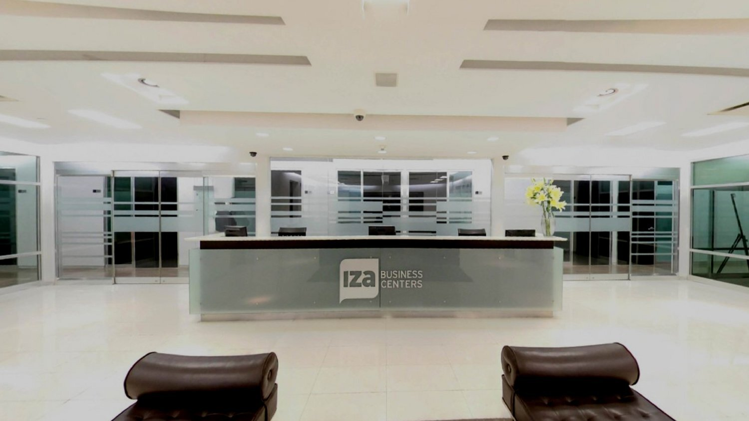 Receptionist Lobby - Virtual Offices in Monterrey (San Pedro)