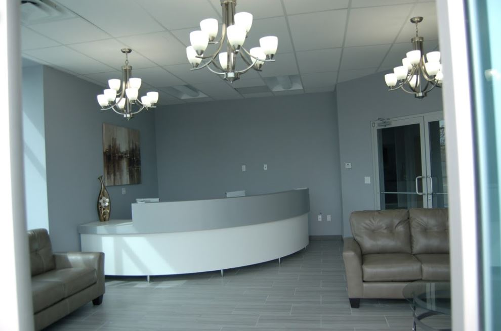 Receptionist and Mail Area - El Paso Virtual Office