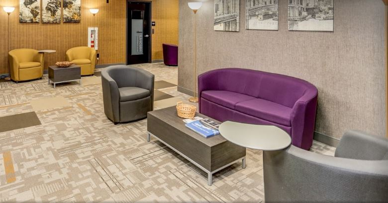 Parsippany Live Receptionist and Business Address Lobby