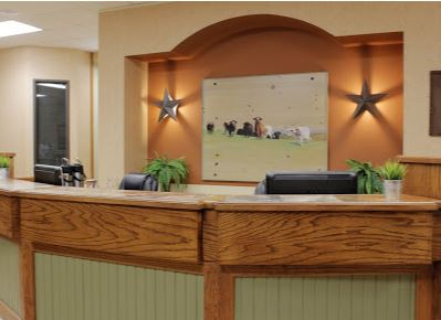 Round Rock Live Receptionist and Business Address Lobby