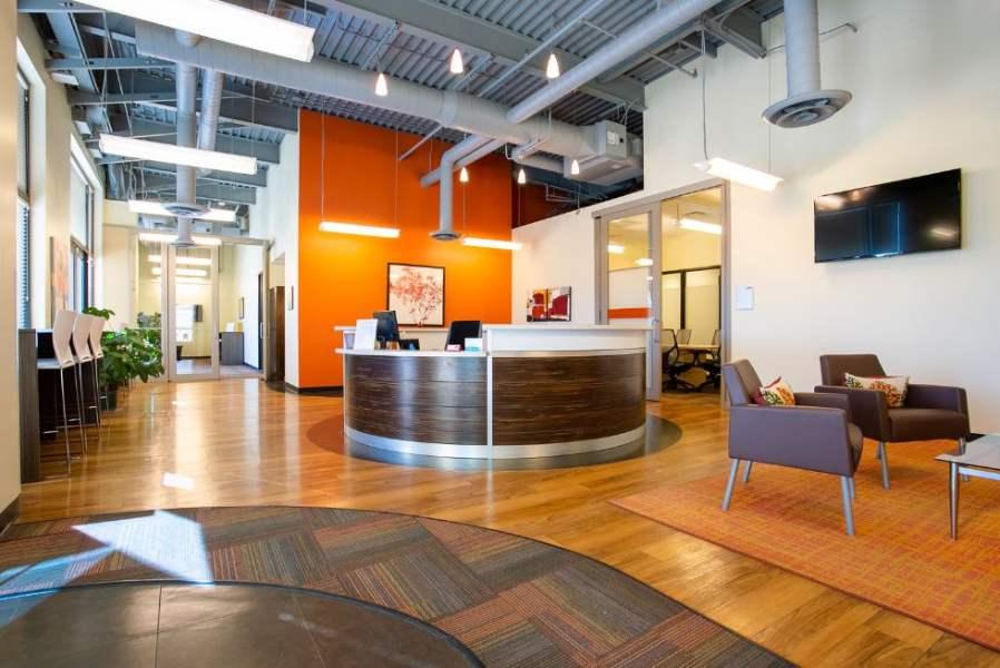 Aurora Live Receptionist and Business Address Lobby