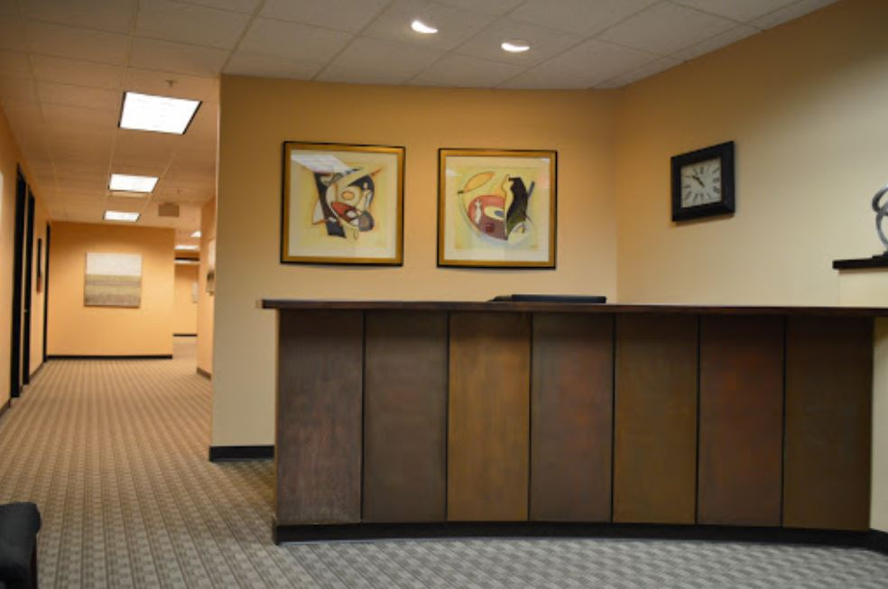 Lake Mary Live Receptionist and Business Address Lobby