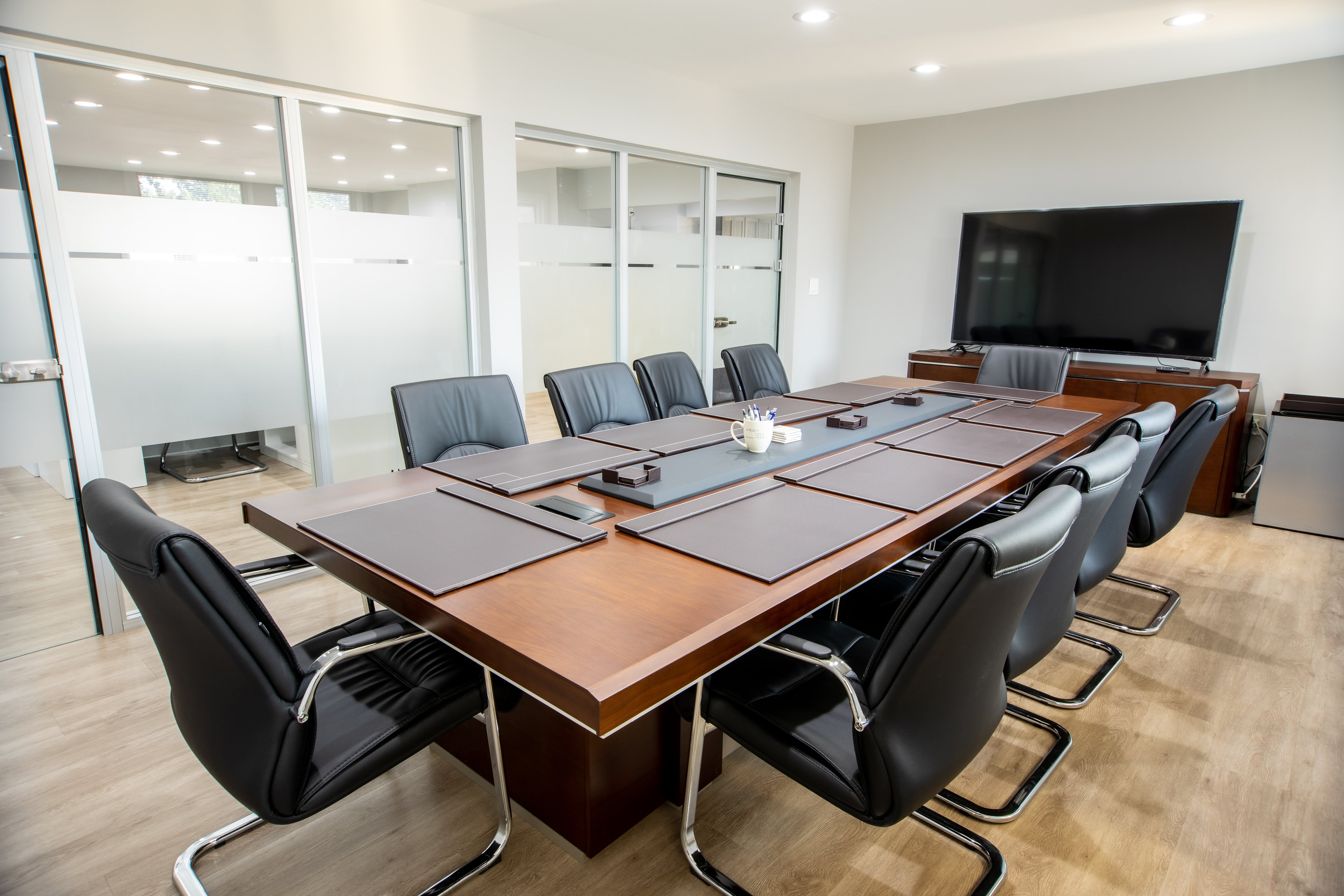 Stylish Springfield Meeting Room