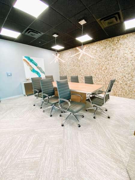 Stylish Southlake Meeting Room