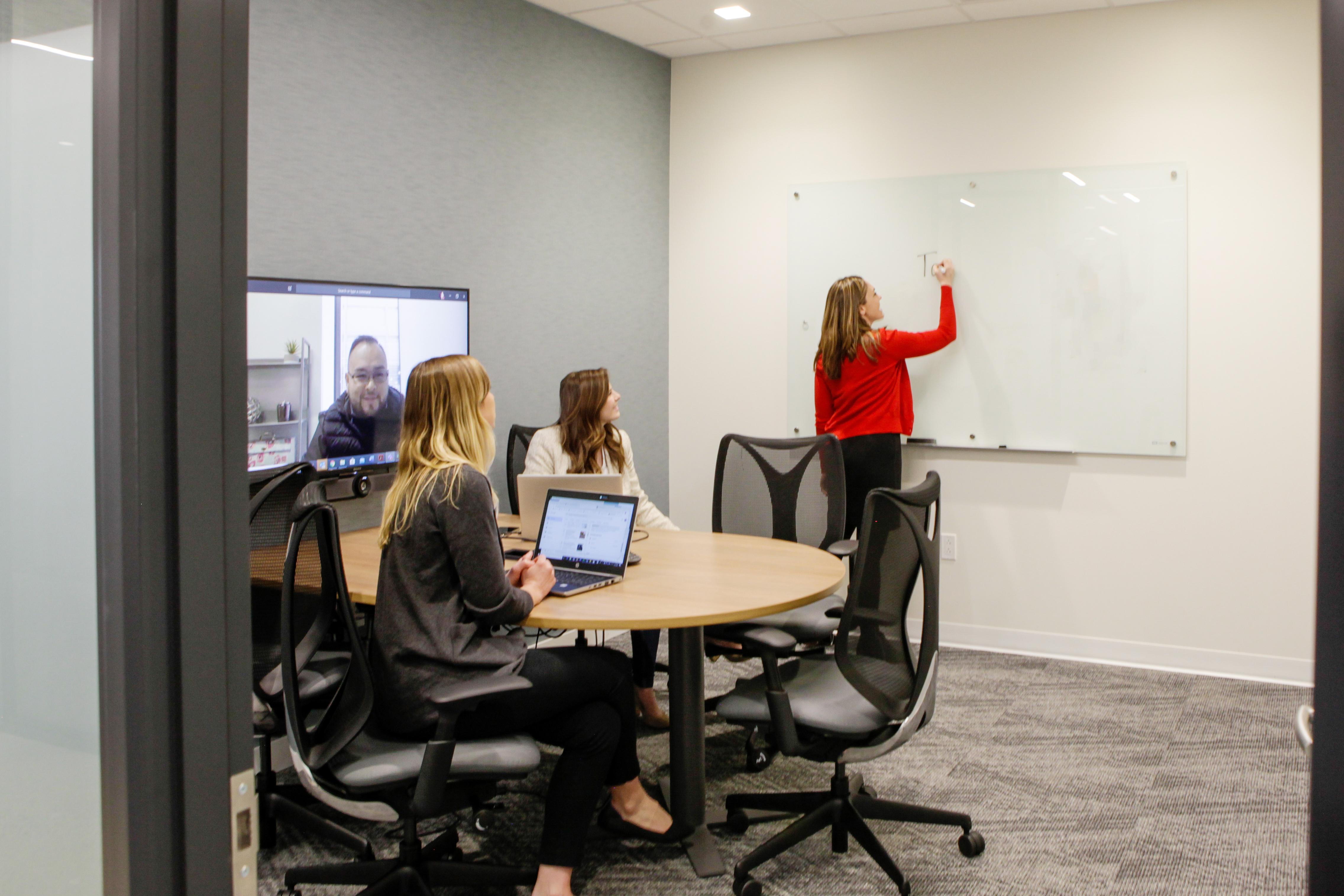 Stylish Westport Meeting Room