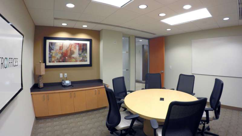 Stylish Arlington Meeting Room
