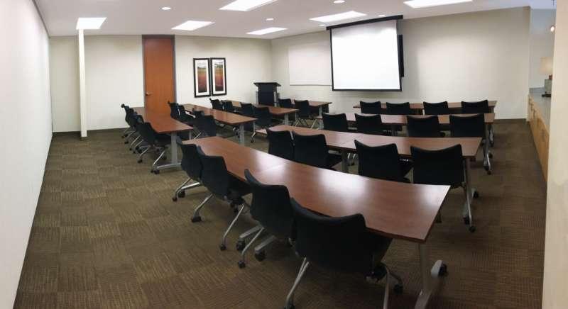 Turnkey Arlington Conference Room