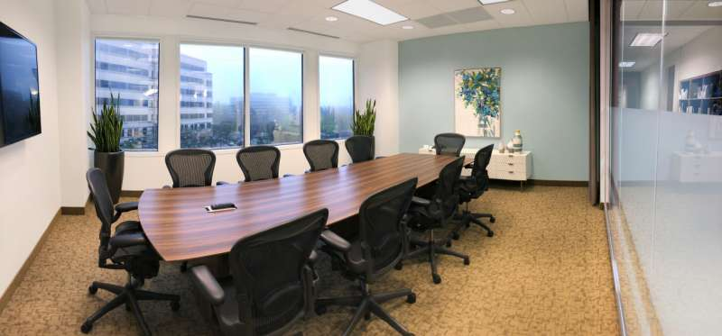 Stylish Reston Meeting Room