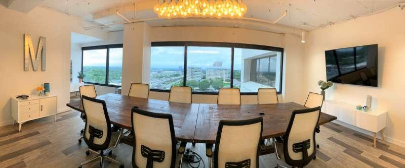 Stylish Mclean Meeting Room
