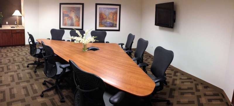 Turnkey Fairfax Conference Room