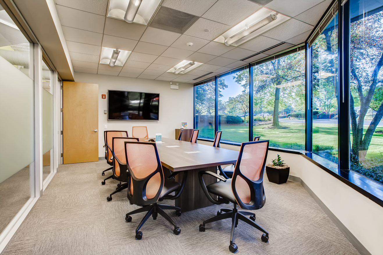 Turnkey Lisle Conference Room