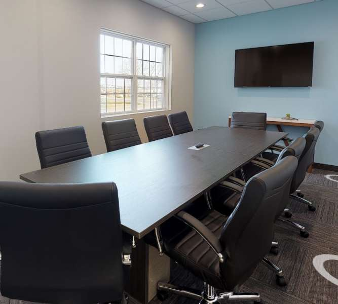 Stylish North Brunswick Township Meeting Room
