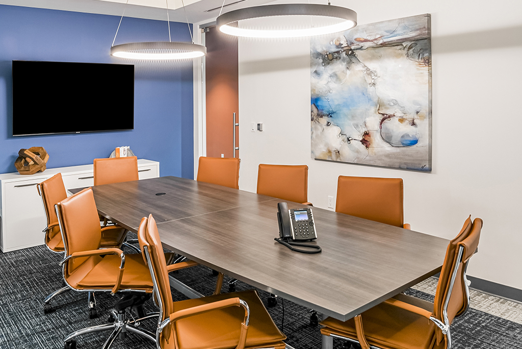 Stylish Westlake Village Meeting Room