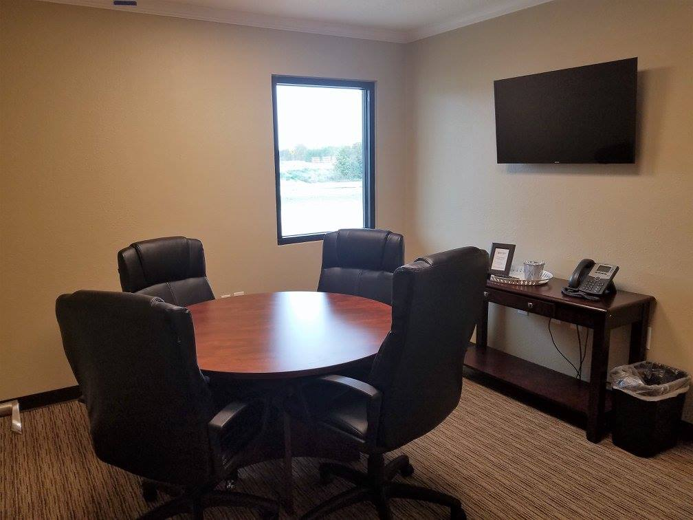 Turnkey Georgetown Conference Room