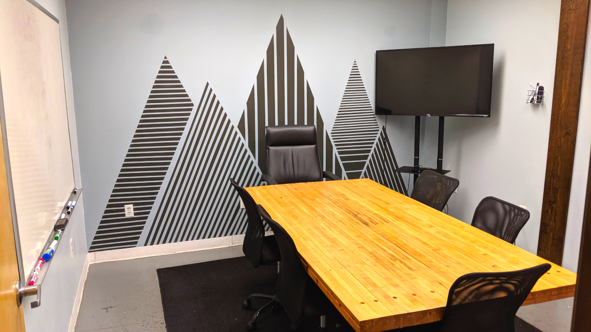 Stylish Austin Meeting Room