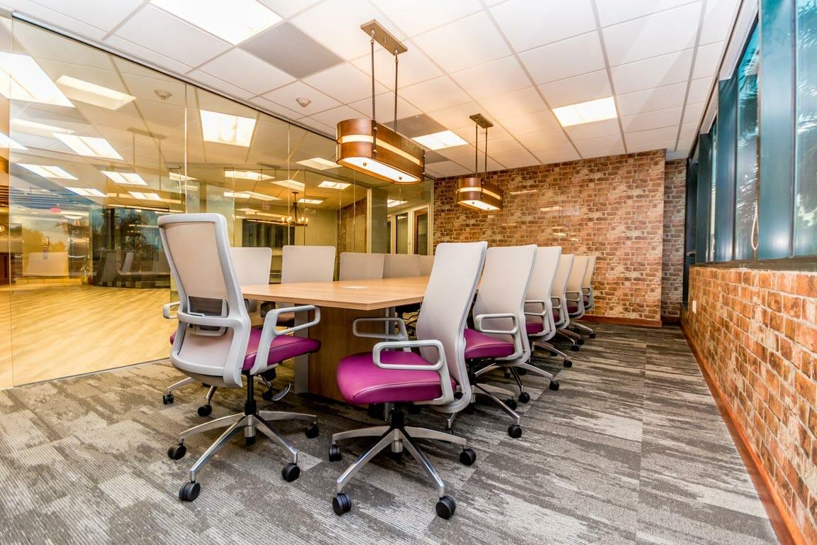 Stylish Plantation Meeting Room