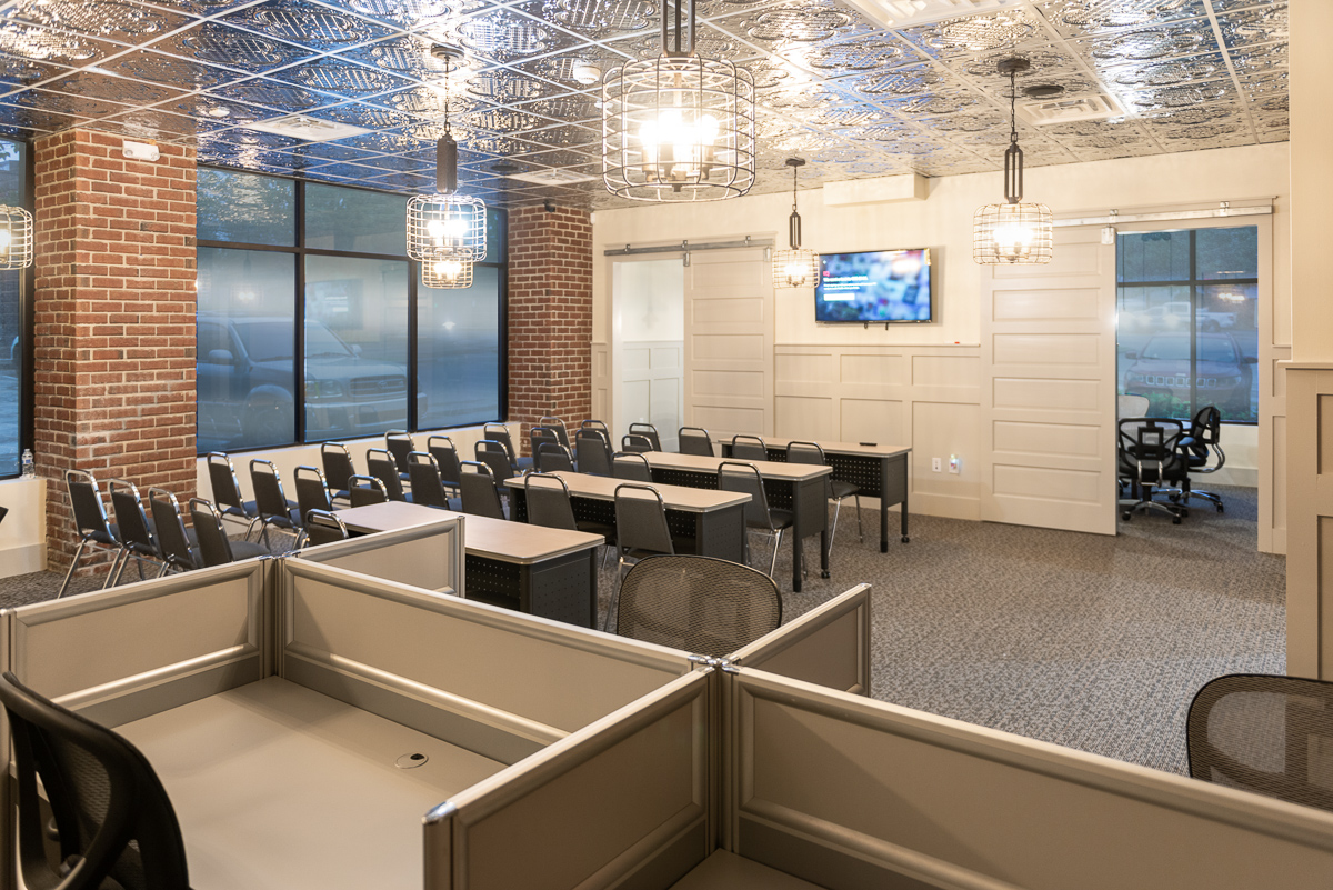 Turnkey Rolesville Conference Room