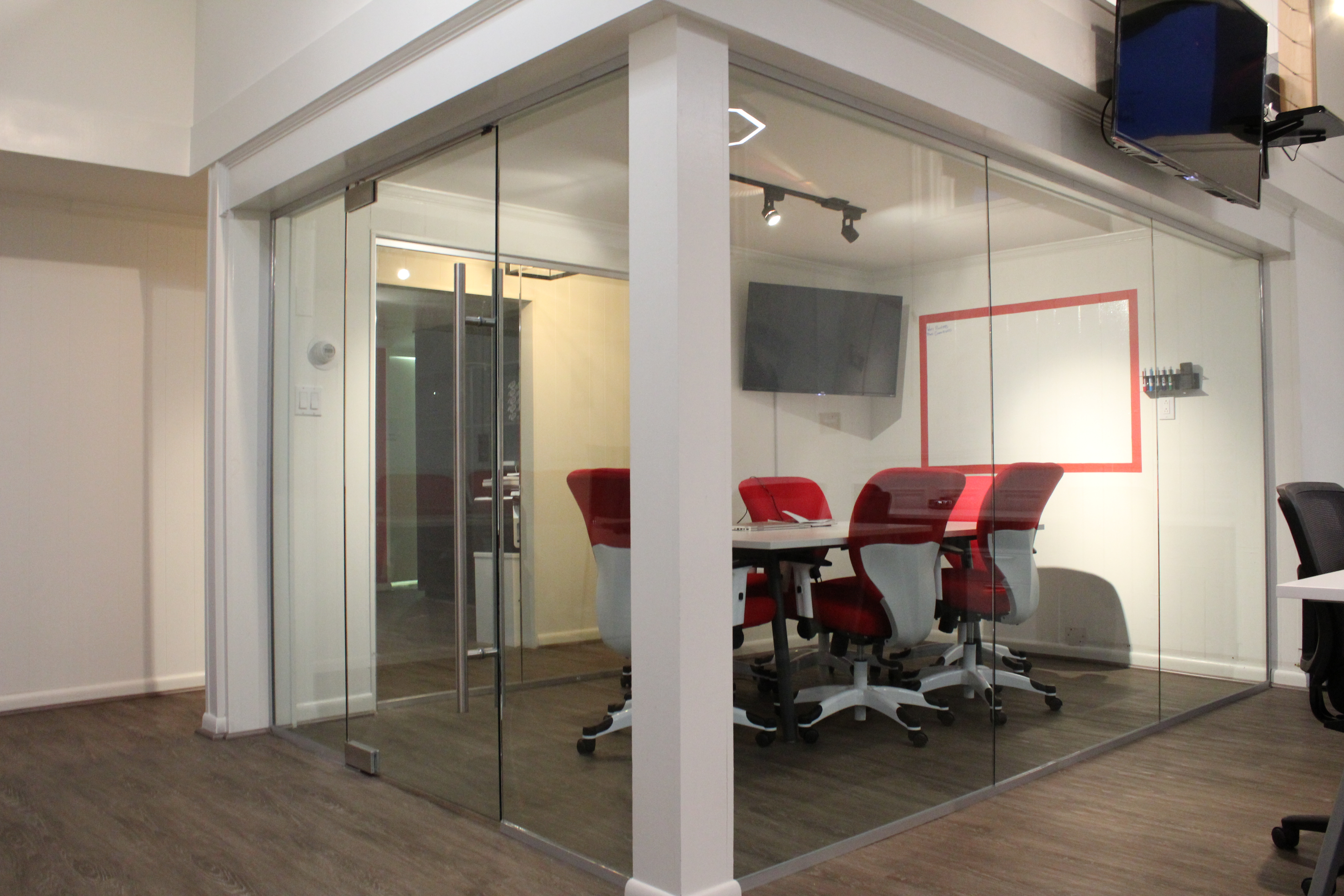 Turnkey Catonsville Conference Room