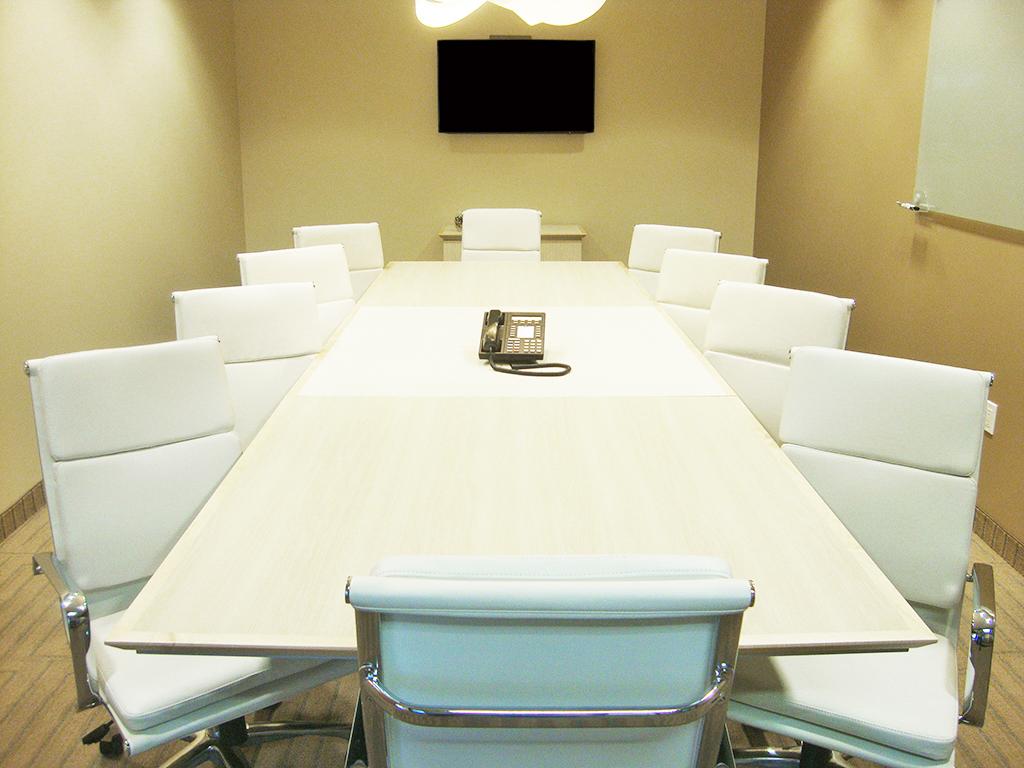 Turnkey Irvine Conference Room