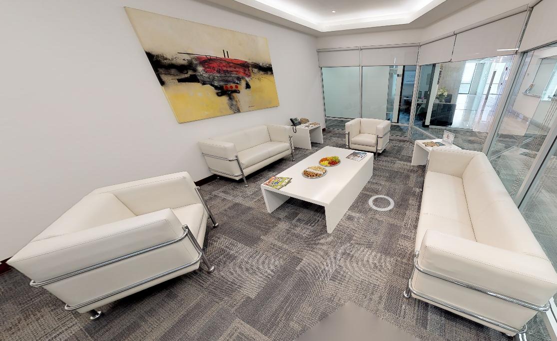 Stylish Monterrey Meeting Room