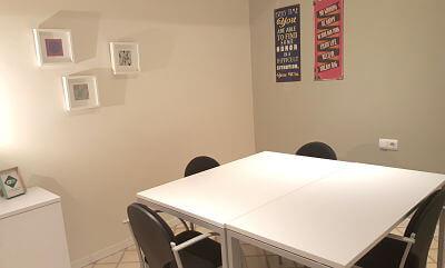 Stylish Barcelona Meeting Room