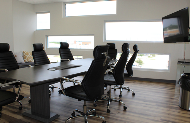 Turnkey Katy Conference Room