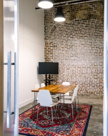 Stylish New Orleans Meeting Room