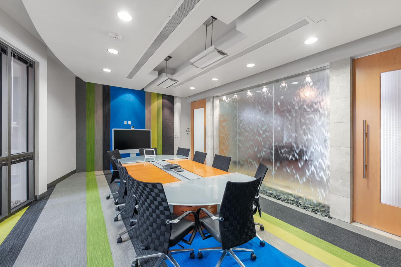 Stylish Scottsdale Meeting Room