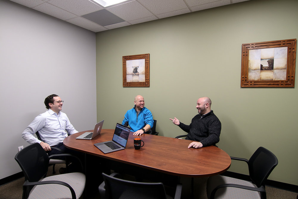 Stylish Canton Meeting Room