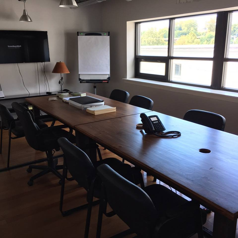 Stylish Phoenixville Meeting Room
