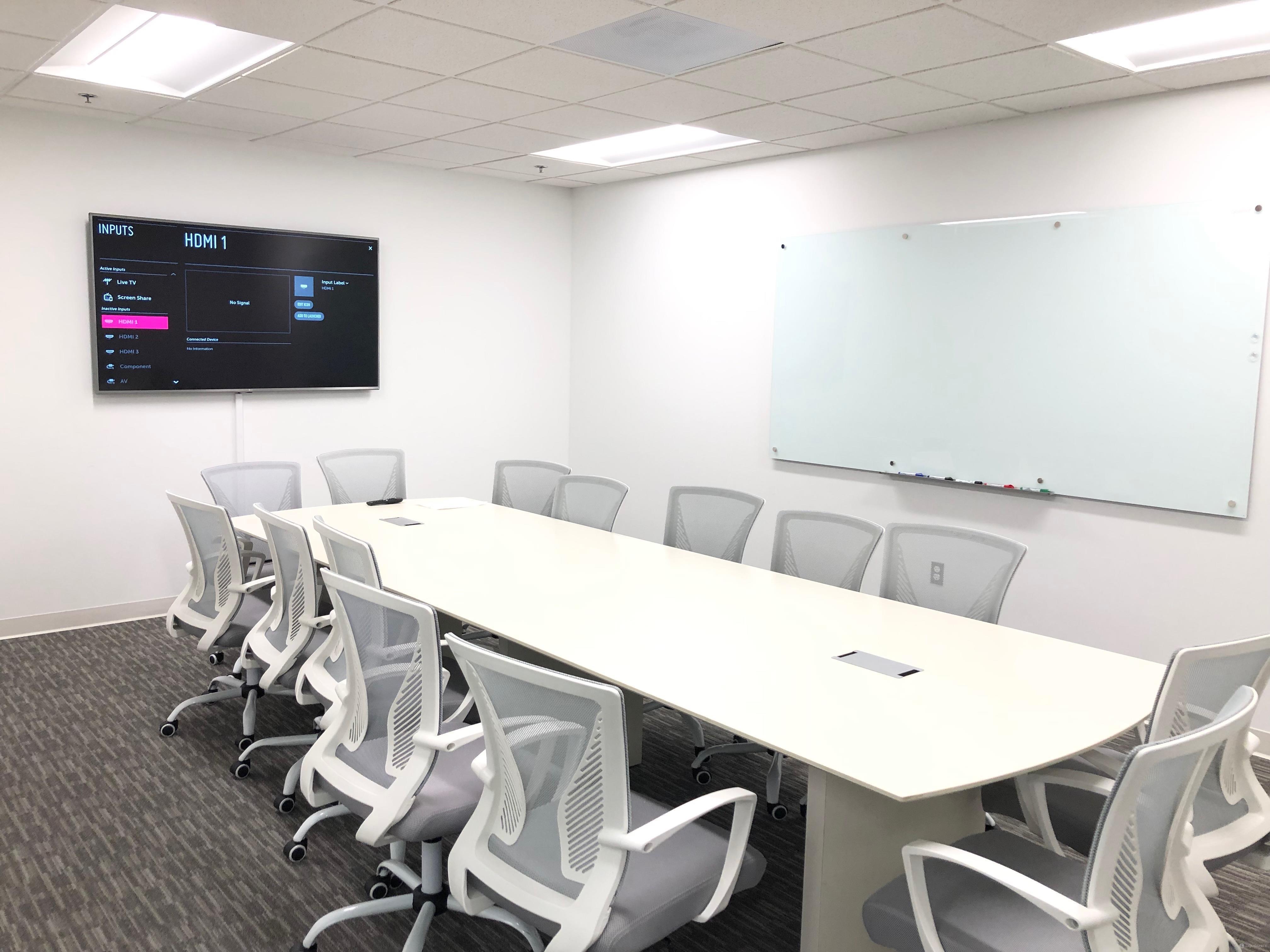 Stylish Fairfax Meeting Room