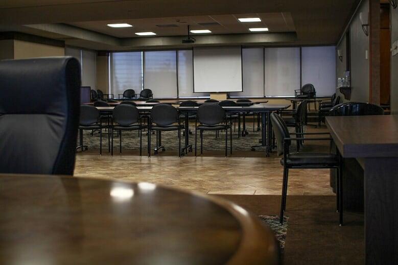 Stylish Amarillo Meeting Room