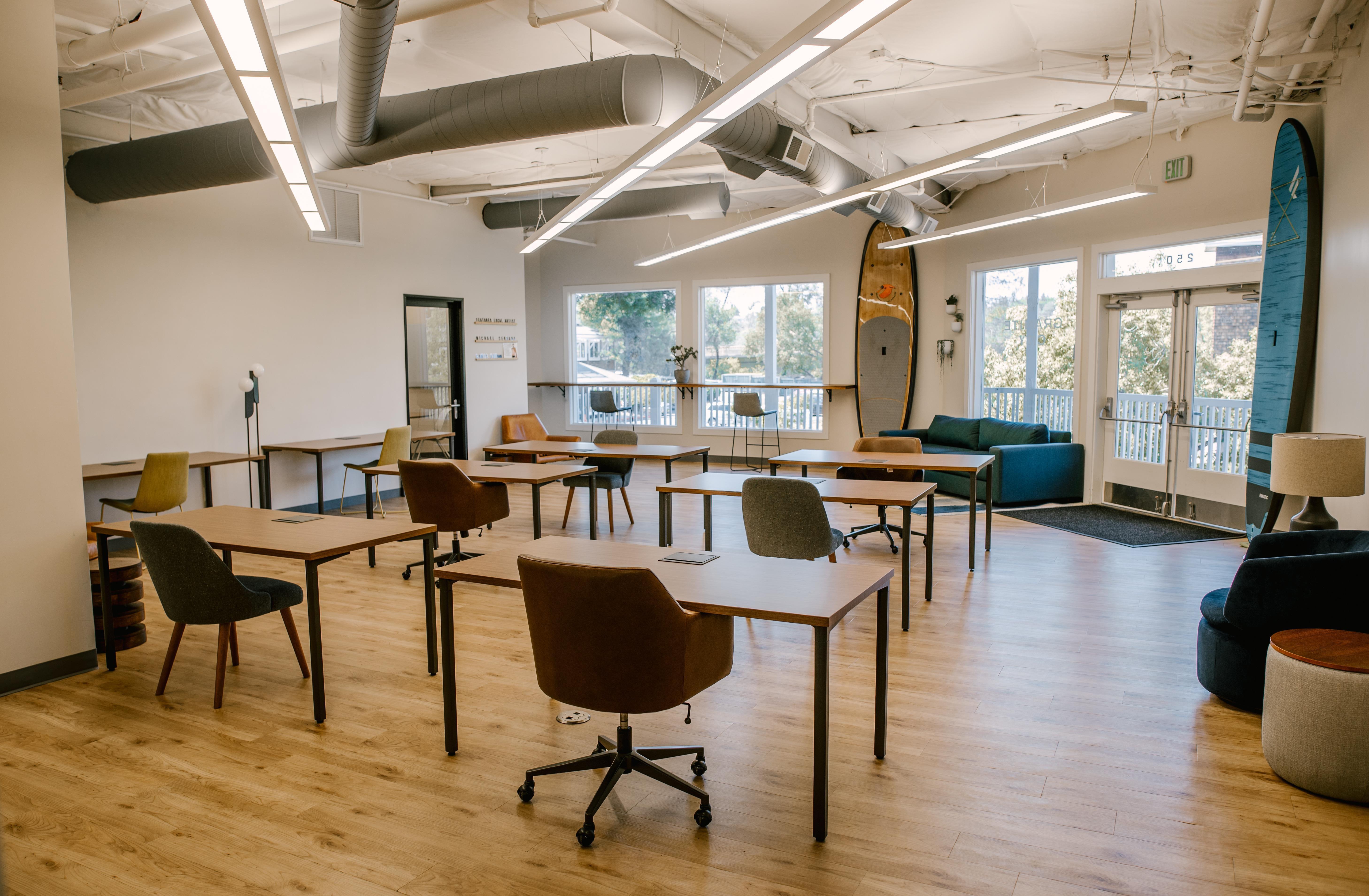 Turnkey Folsom Conference Room