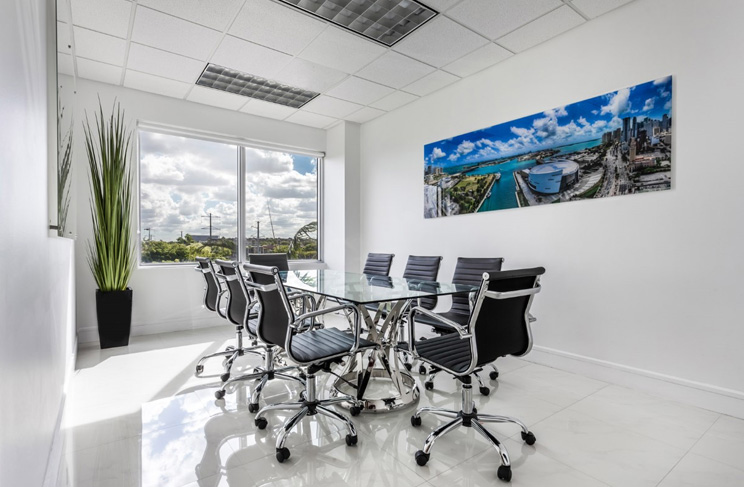 Nice Conference and Meeting Rooms in Doral