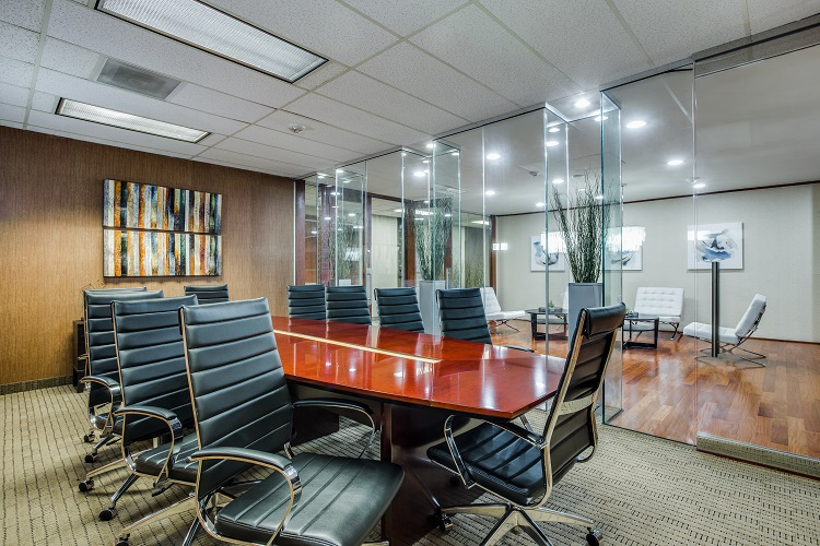 Turnkey Dallas Conference Room