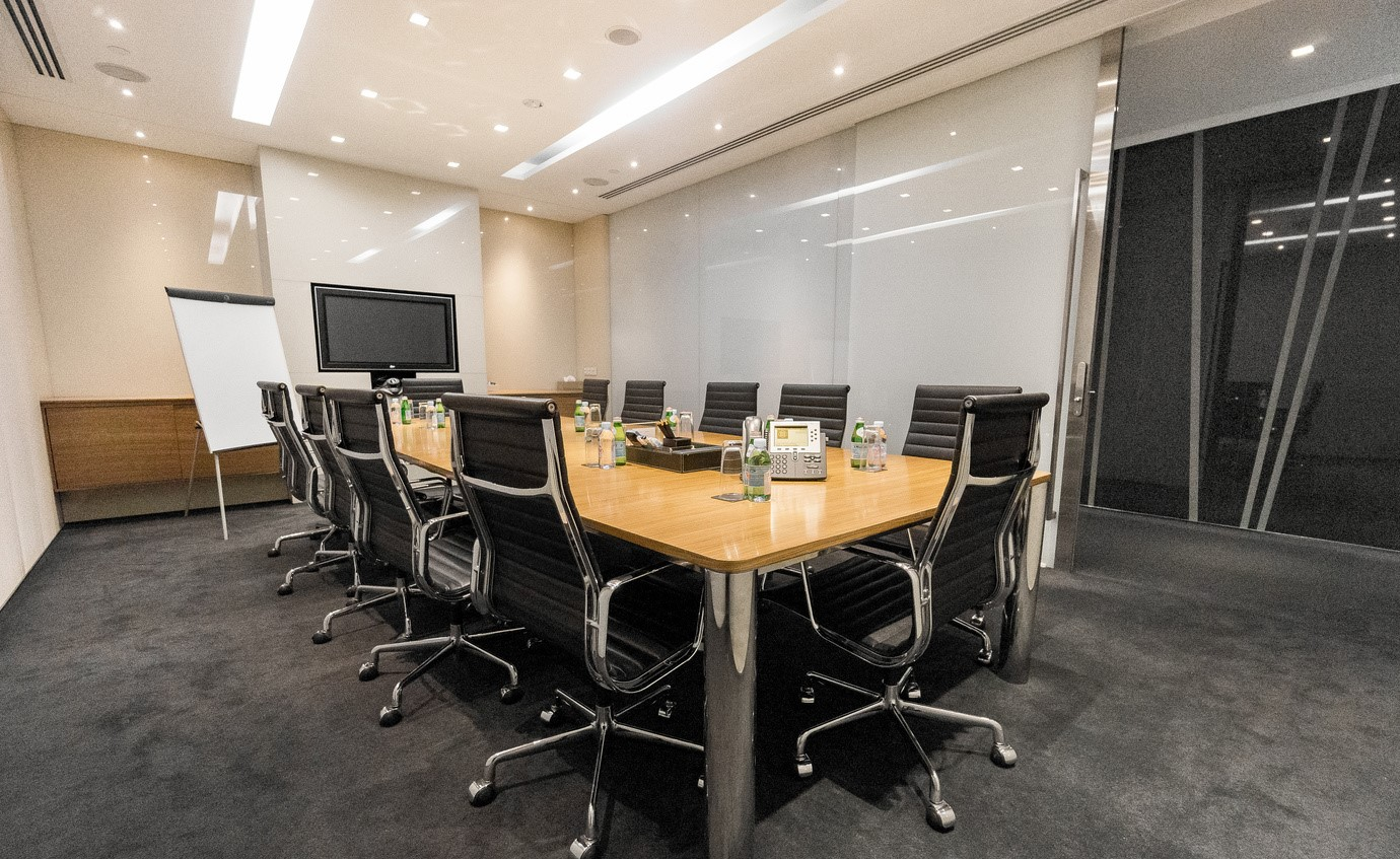 Turnkey Singapore Conference Room