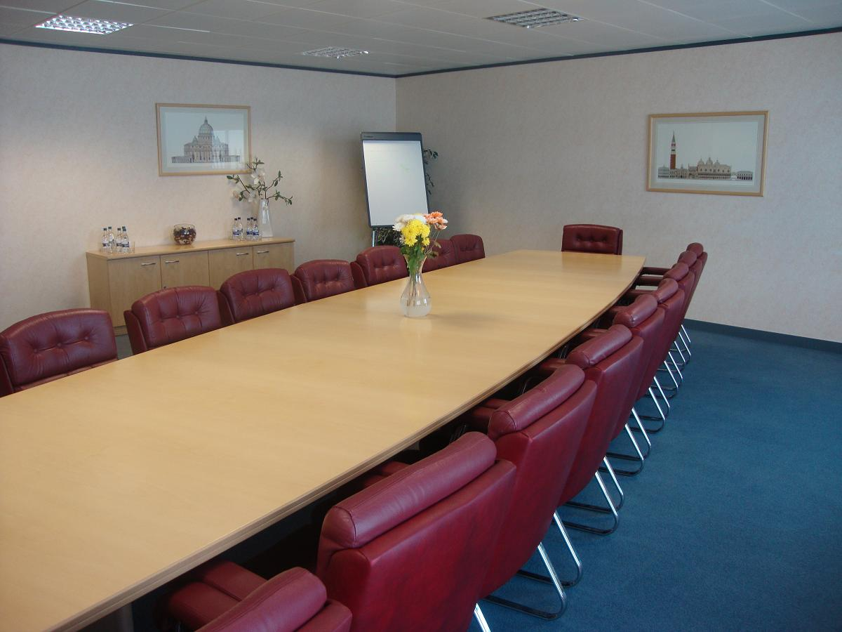 Turnkey Solihull Conference Room