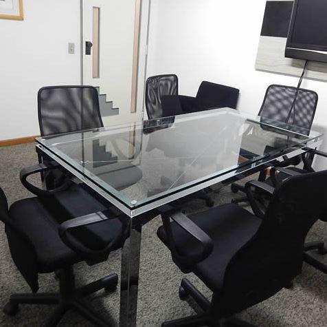 Stylish Sao Paulo Meeting Room