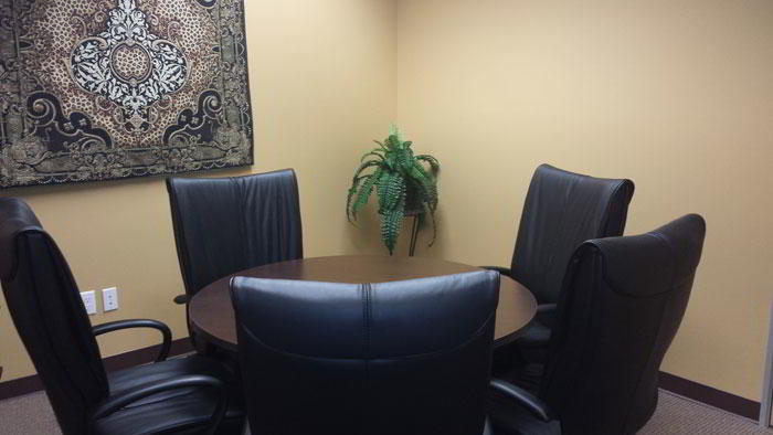 Turnkey Oxnard Conference Room