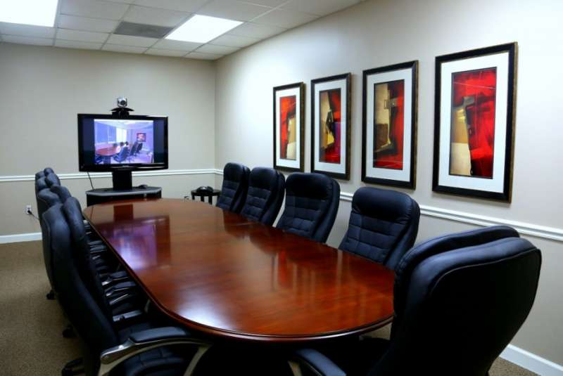 Turnkey Birmingham Conference Room