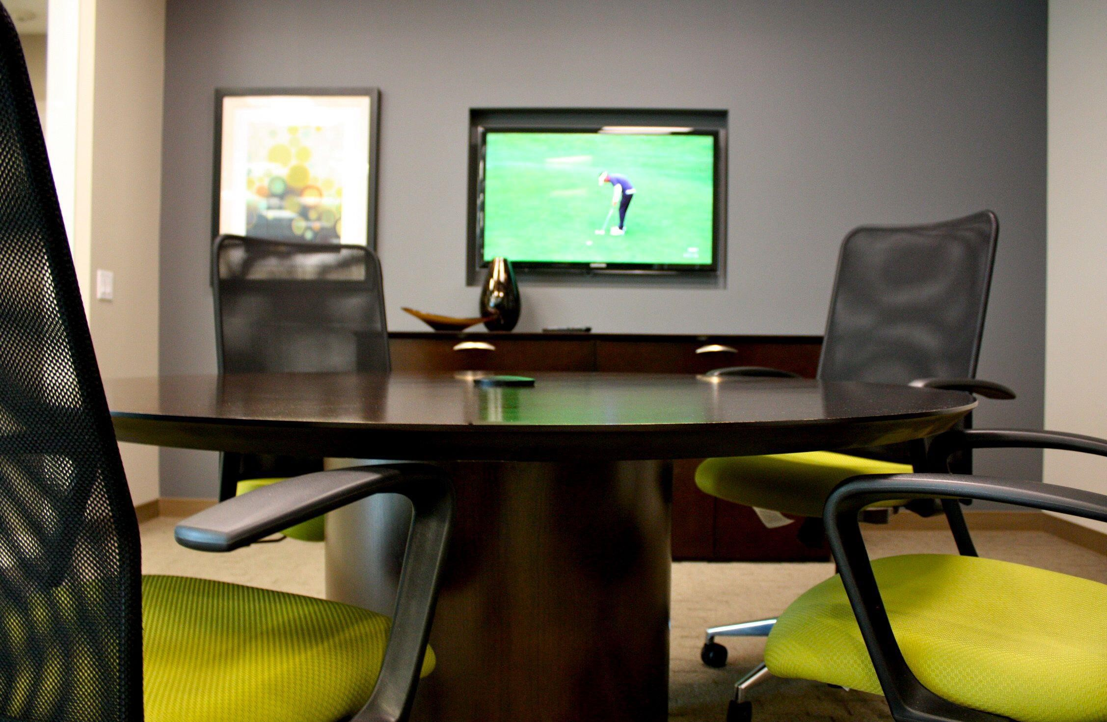 Turnkey Aliso Viejo Conference Room