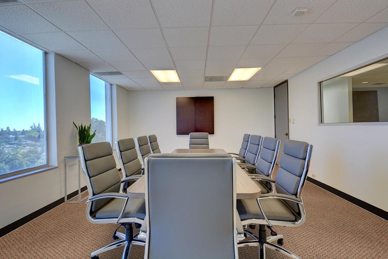 Stylish Fullerton Meeting Room