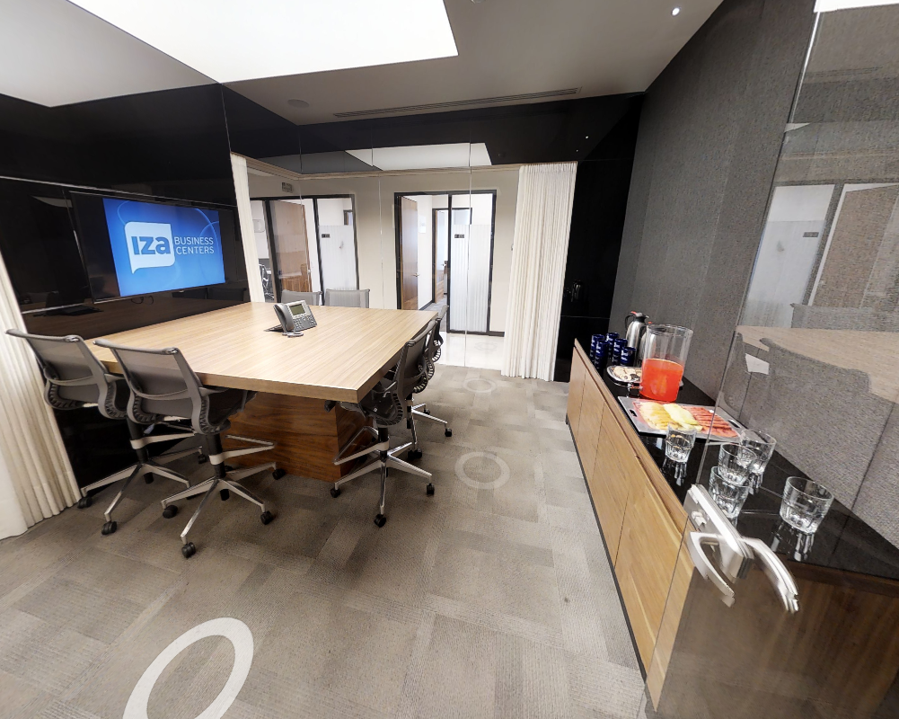 Turnkey Mexico City Conference Room