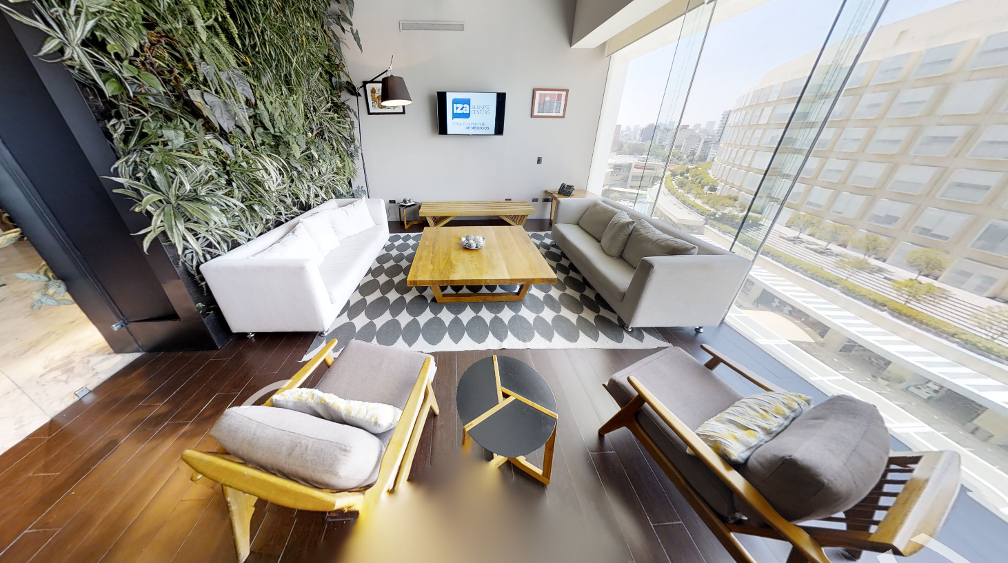 Nice Conference and Meeting Rooms in Mexico City