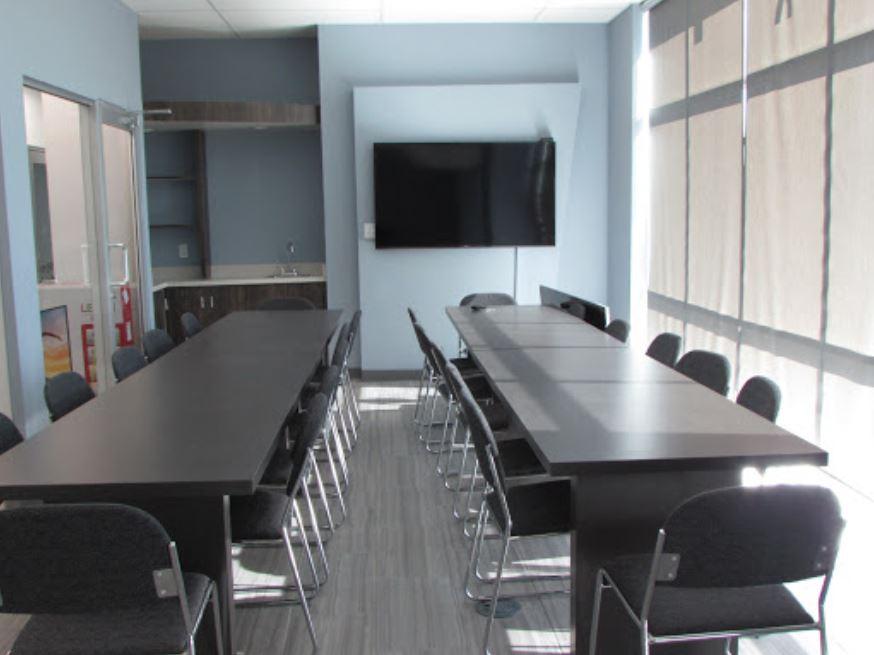 Stylish El Paso Meeting Room