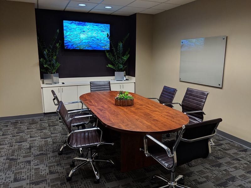 Turnkey Duluth Conference Room