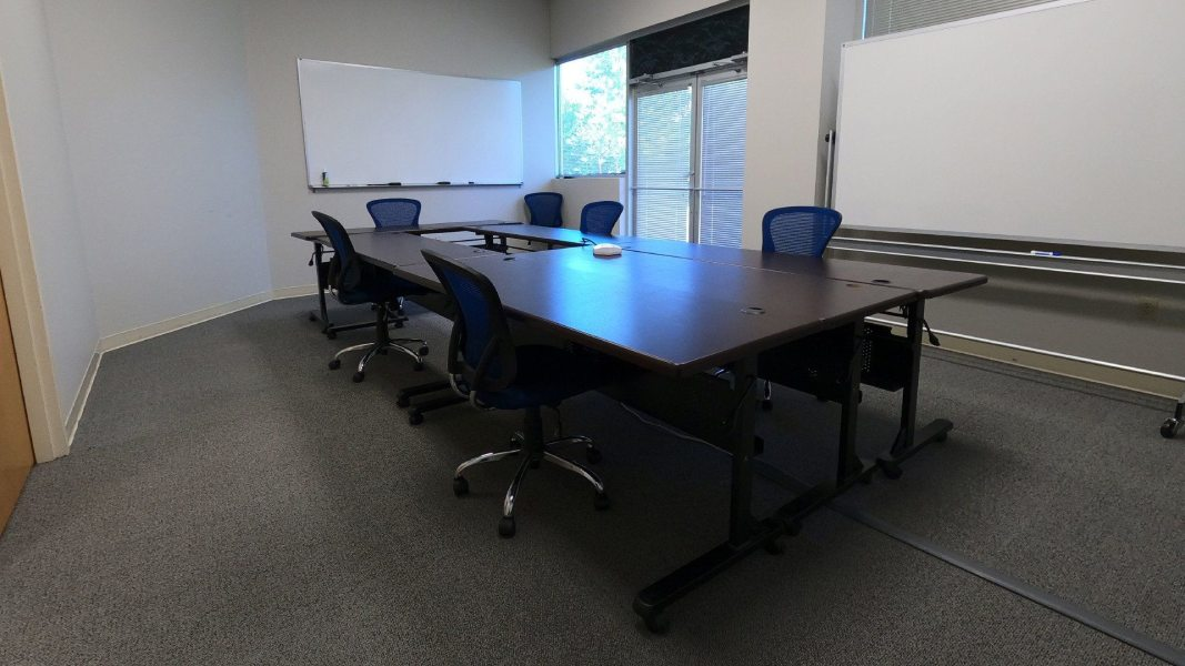 Turnkey Bentonville Conference Room