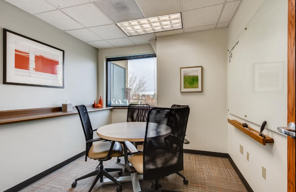Stylish Lone Tree Meeting Room