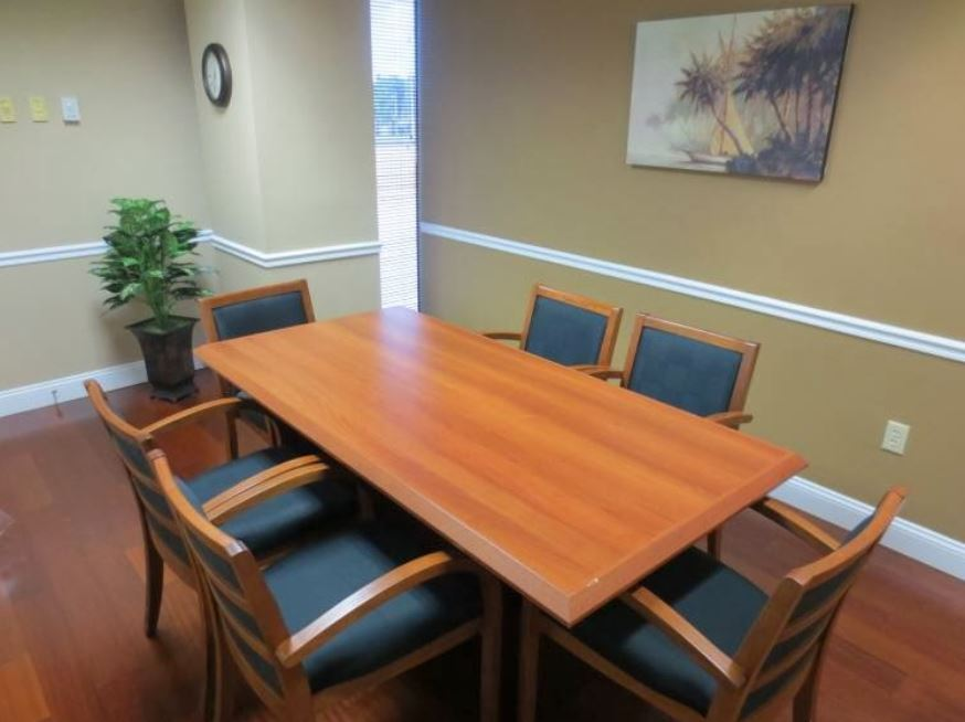 Stylish Boca Raton Meeting Room